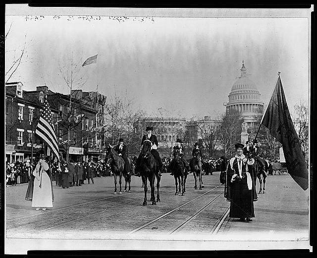 Washington, D.C. Suffrage Parade.jpg