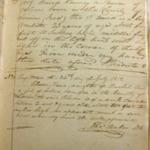 Louisa County Free Black Register Book 1, No 17 & 18