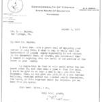 Do not believe in the Rosenwald Fund