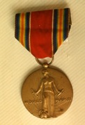 Byrd Long WWII Medal