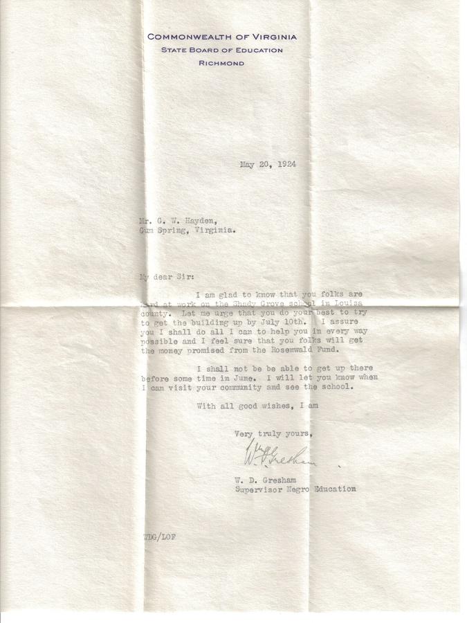 19240520 Letter - Hard at Work on School.jpg