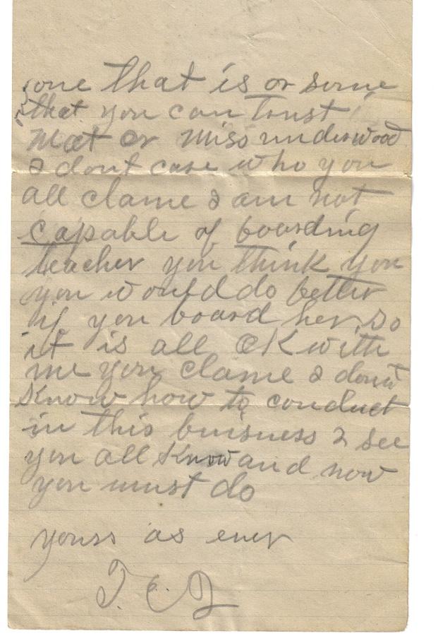 19260625 Letter Back - League Member Resign.jpg