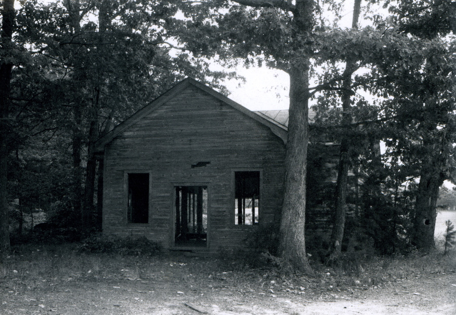 Old Miners Chapel