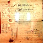 Fluvanna Personal Property Tax 1783 Cover Signatures