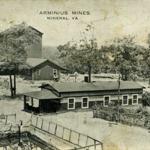 Postcard of Arminius Mines