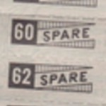 Spare Ration Stamps