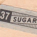Sugar Ration Stamp