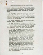 Rationing Procedures for Foreign Military Personnel
